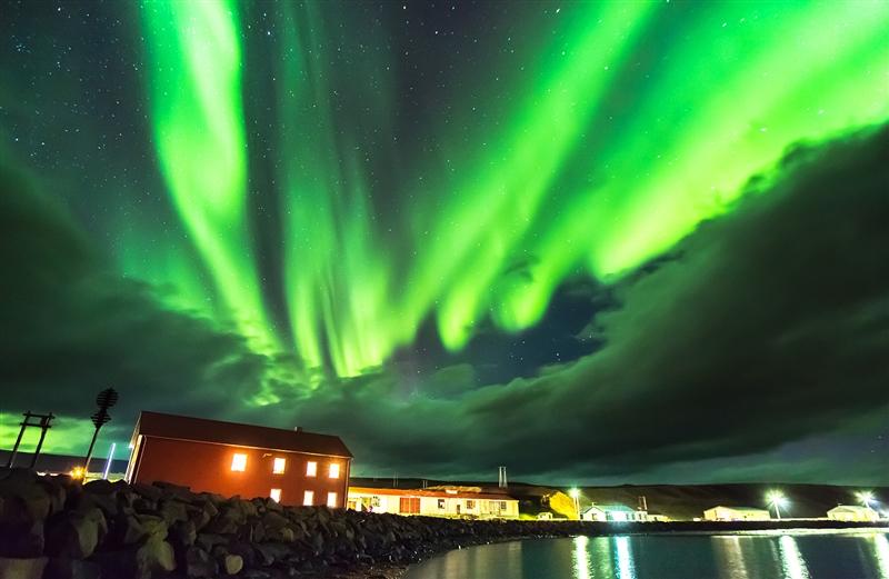 冰岛极光旅游摄影分享