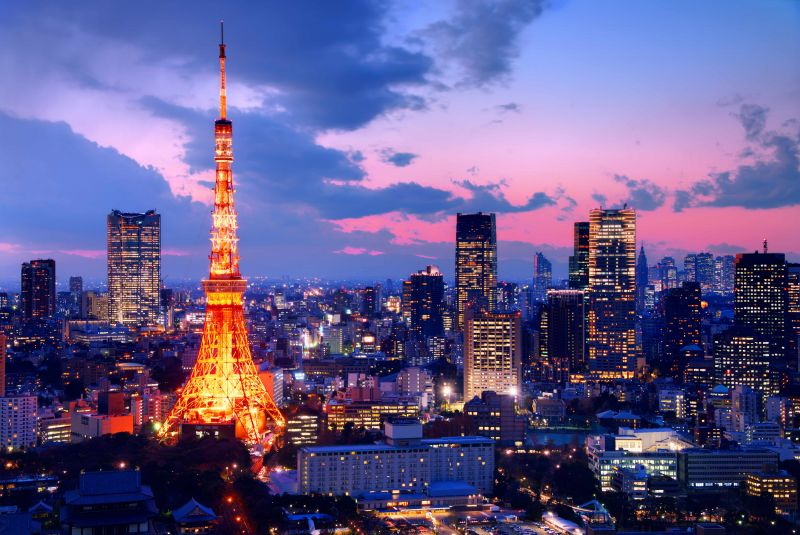 這十個東京熱門打卡景點!你去過幾個呢?