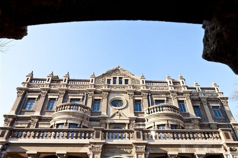 欧式罗马建筑风格