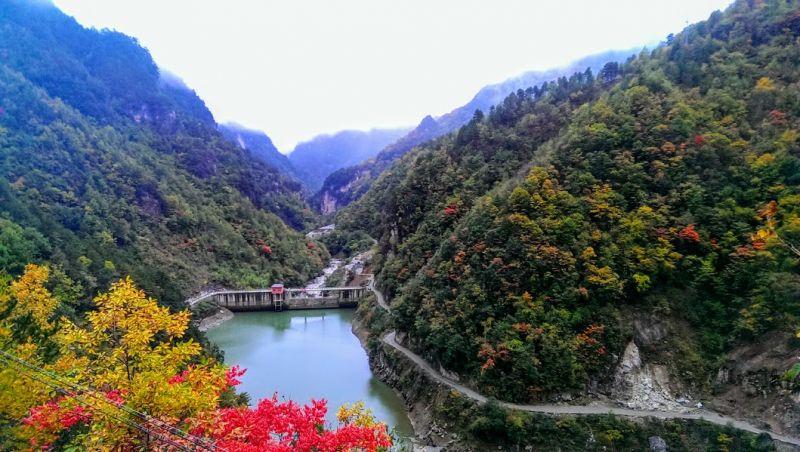 [超过200公里的美丽风景]中国绝美公路旅行—湖北神农架林区