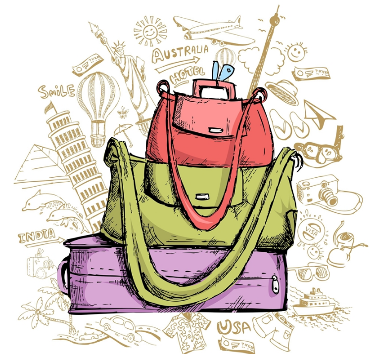国际飞机行李规定