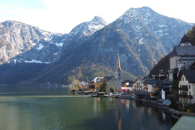 湖區哈爾斯塔特,奧地利(Hallstatt,Austria)