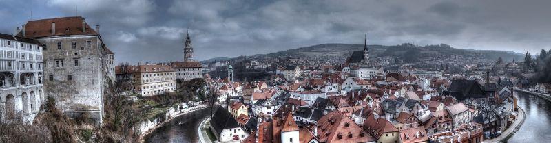 庫倫洛夫,捷克(Český Krumlov,Czech)