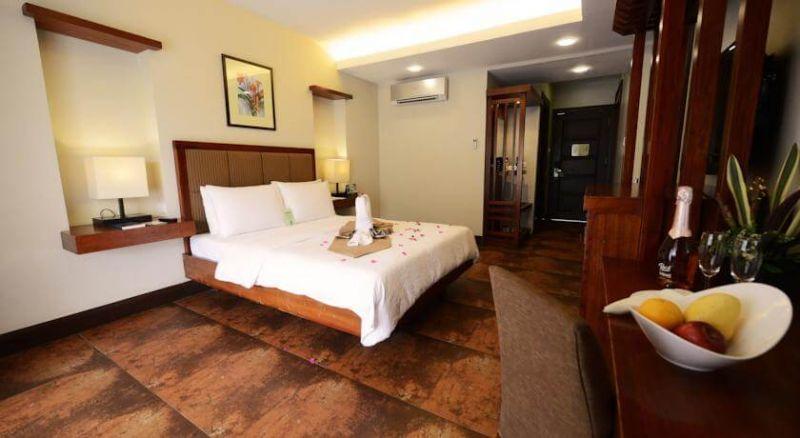 渡假酒店房間