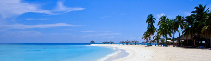 熱帶島嶼避冬渡假天堂