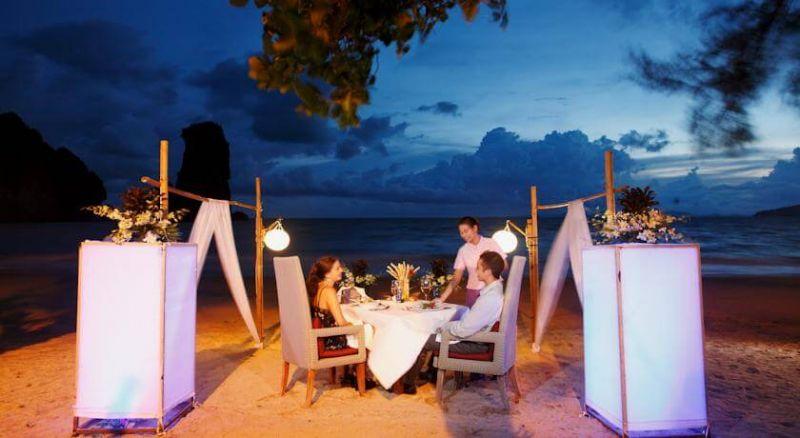 海賓餐廳享用美食