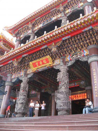 車城福安宮是南部知名財神廟(圖片來源-欣傳媒)