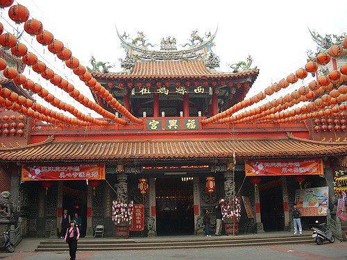 福興宮始建於18世紀初,至今已約有三百年歷史(圖片來源-weifly)