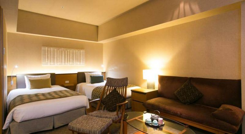 評選為「日本25家最佳酒店」之一