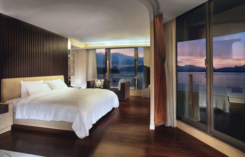 日月潭地區唯一獲選加入「世界小型奢華酒店」