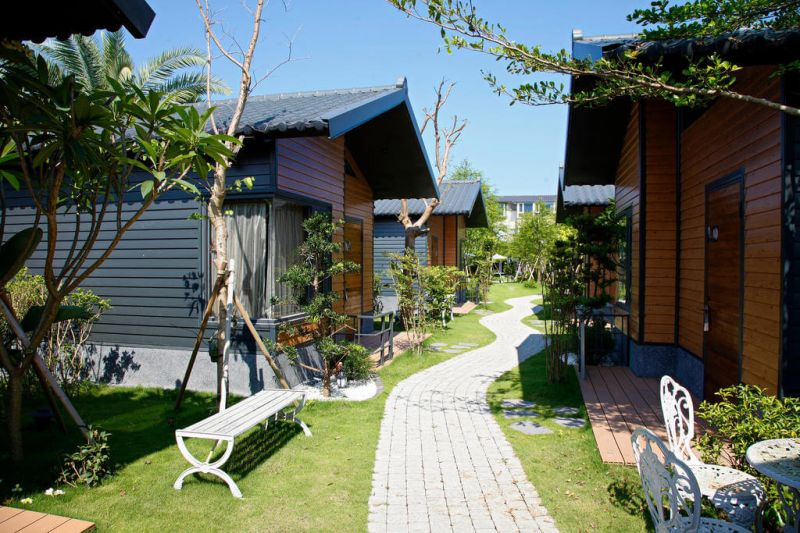 波卡拉渡假會館推出「環保房方案」,以房內不提供拋棄式的備品,而將回饋優惠的房價給客人。