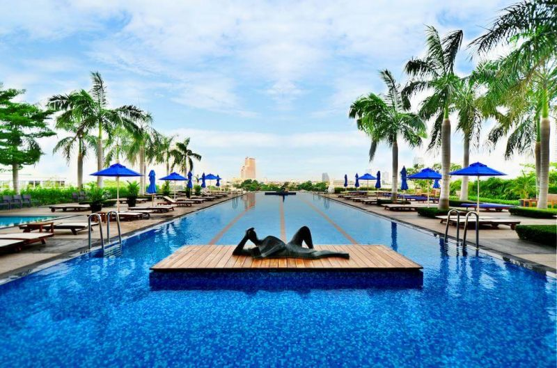 Chatrium Hotel Riverside Bangkok(察殿曼谷河畔豪華酒店)
