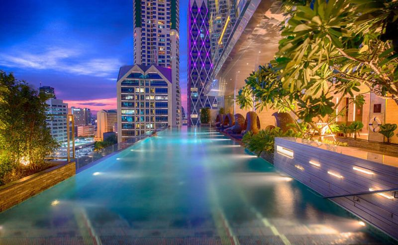 Eastin Grand Hotel Sathorn(依思丁 - 格蘭酒店 沙通曼谷)