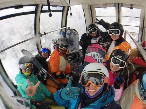 五個在滑雪纜車上搭訕別人的起手式