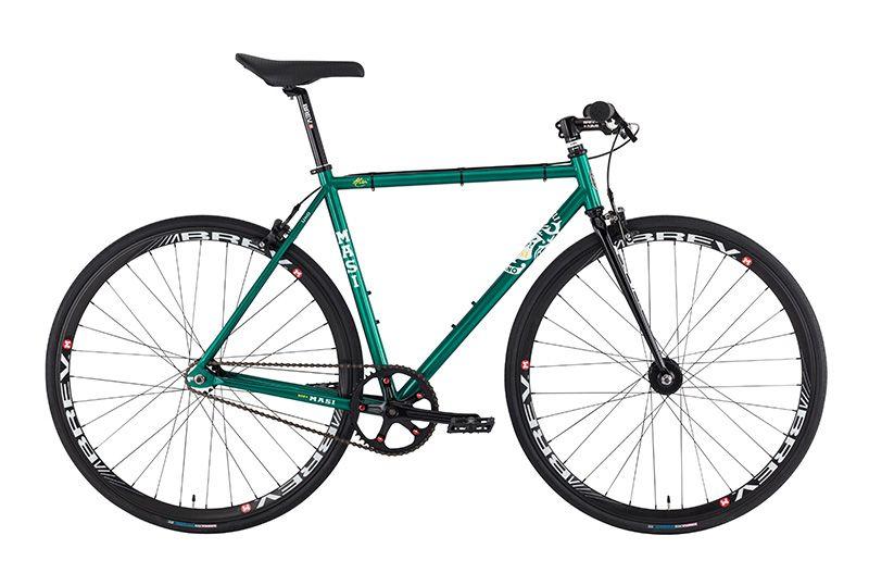 最大獎項,現場抽出市價破萬的MASI自行車。