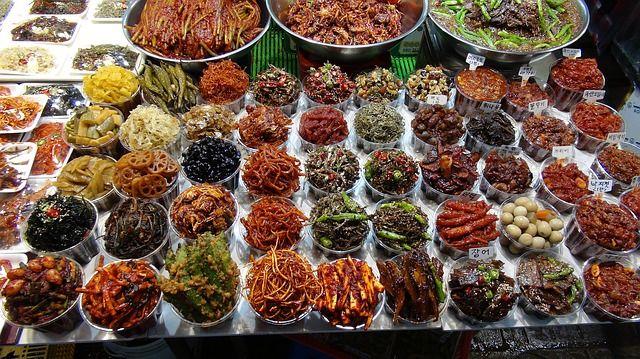 韓國旅遊注意事項:珍惜食物