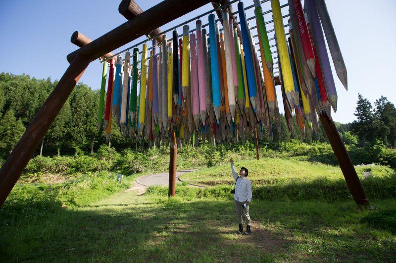 日本大地艺术节_来自日本原乡最纯粹的呼唤 越后妻有大地艺术祭