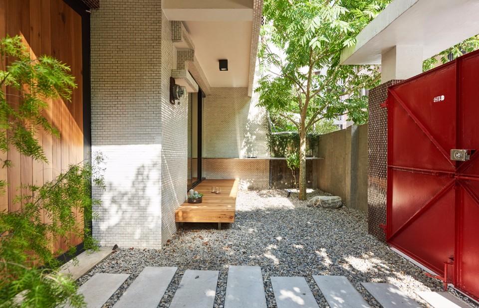 庭院景观;图片提供:合风苍飞设计工作室