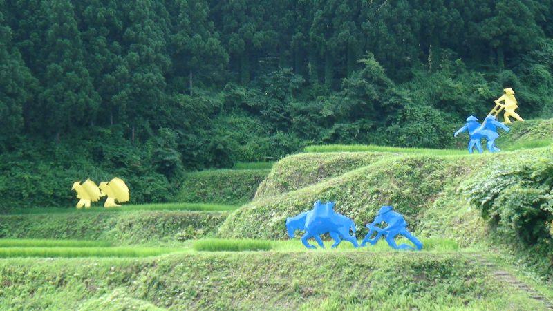 2015越后妻有大地艺术祭 新潟的地景艺术与文化传承图片
