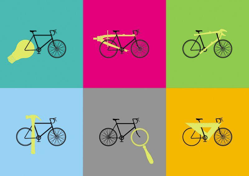 沟通有限公司-ibdc国际自行车设计大赛 专册设计;图片提供/台湾创意图片