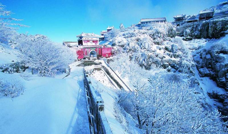 中國五嶽之首 泰山風景名勝區