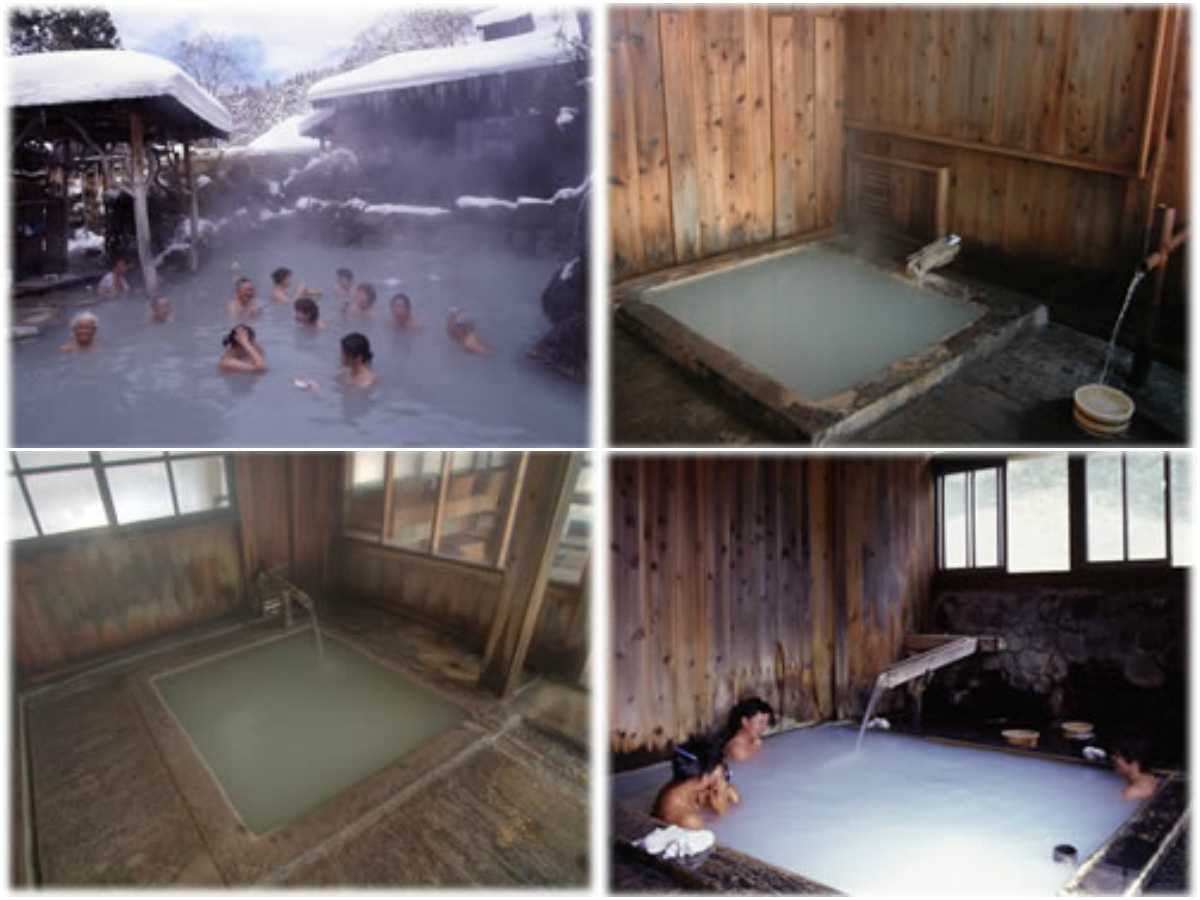 [日本秋田景點]乳頭溫泉鄉「鶴之湯」,3百年秘湯~還是男女混湯!