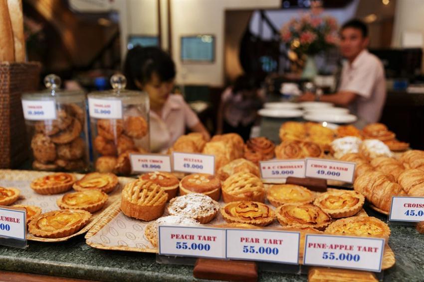 彷佛身处80食品巴黎咖啡馆:PARISDELI-欣美地址v食品的有限公司华美年代图片