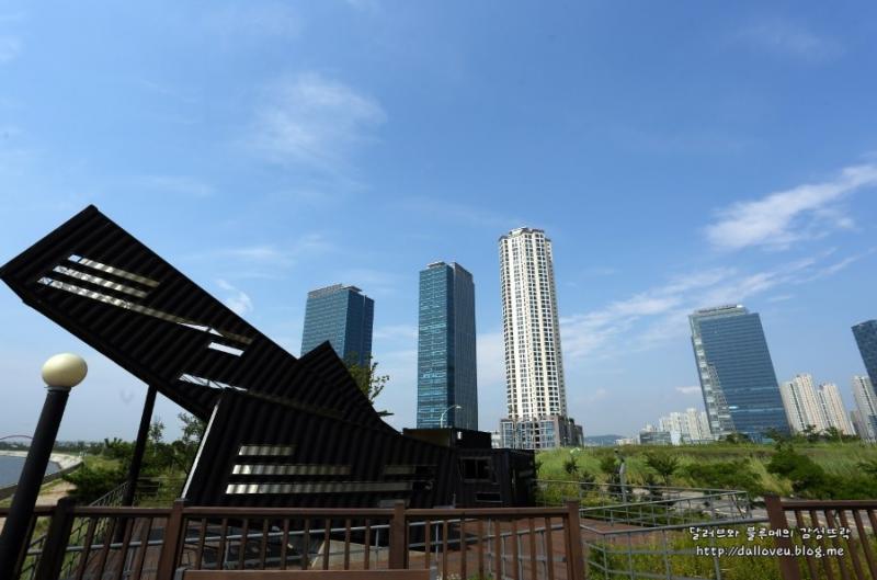 松岛馨图片_韩国仁川 最适合打发候机时间的松岛