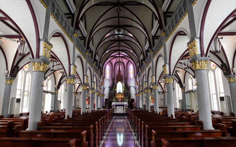 高雄玫瑰圣母堂