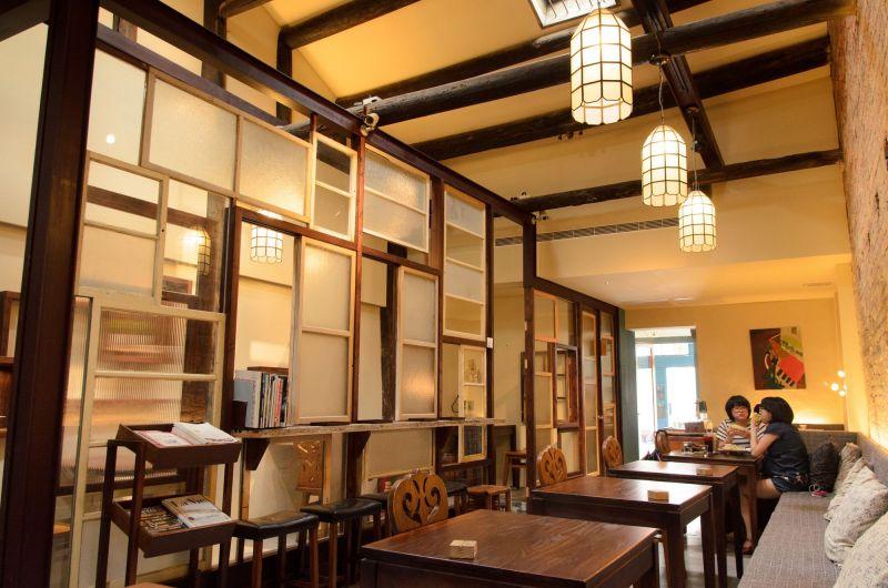 文创咖啡厅设计