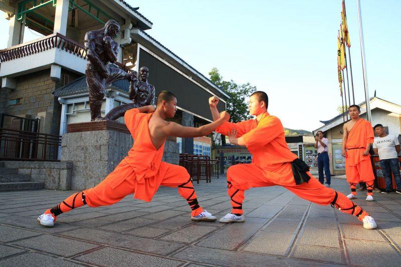 中国河南|登封 嵩山少林寺图片
