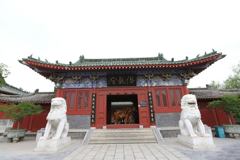 中国河南|郑州 河南艺术中心 郑州会展宾馆 开封府