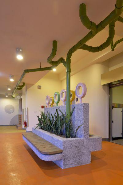 卢俊廷建筑师作品—「中坜市立幼儿园高铁分班」