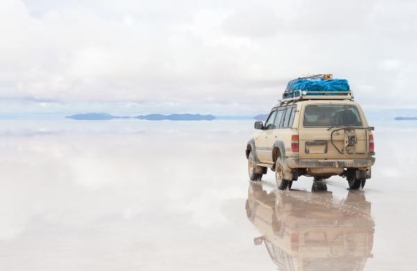 秘魯 x 玻利維亞:天空之城與天空之鏡