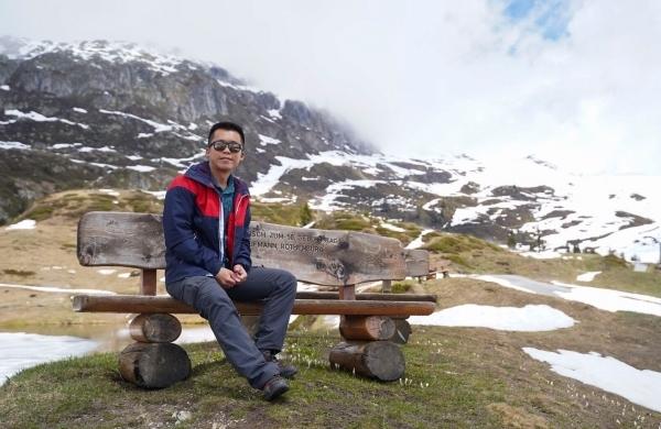 瑞士鐵道壯遊~穿越高山與冰川的感動