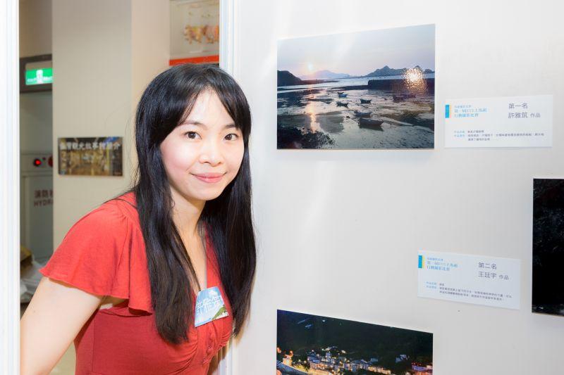 「EYE上馬祖行動攝影比賽」第一名得主:許雅筑 圖攝/吳仁凱