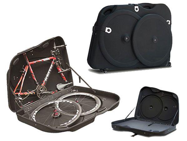 硬式攜車箱精簡保護性佳,運送也方便。(Walco Design 提供)