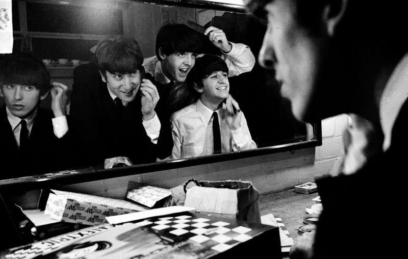 《一週八天的歲月:披頭時代》:瘋狂巡演的側拍記錄