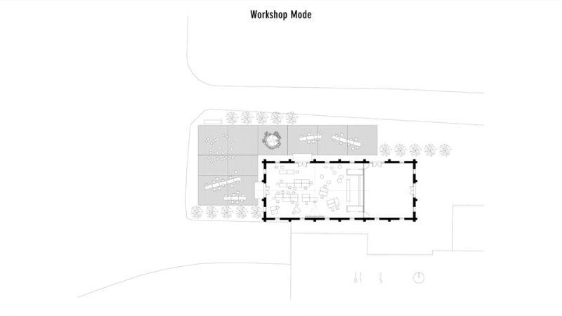 工作營模式;圖片提供/究境建築