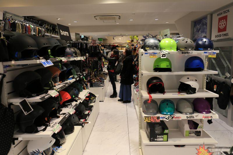 御茶水雪具店 ONE MAKE snowboard shop (欣傳媒採訪攝影,未經許可請勿引用)