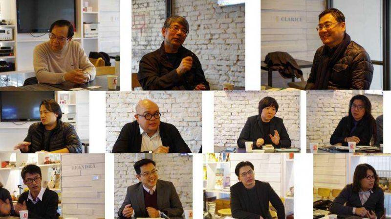 「建改社YOUNG TALK」首聚會-開啟對話、勇於反省、持續建改;攝影/吳宜晏