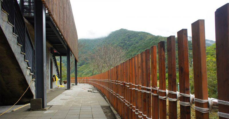 福山教堂 圍牆義築;圖片提供/無有設計