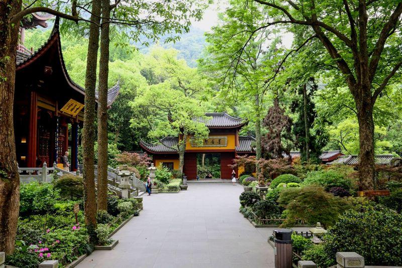 (圖片來自杭州旅遊簡體中文網)
