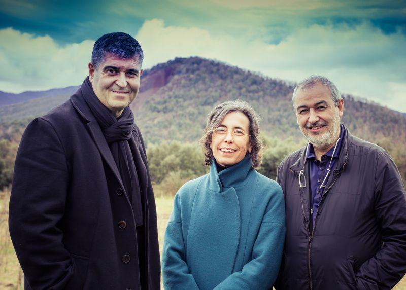 Aranda, Pigem and Vilalta ;圖片提供/2017 The Pritzker Architecture Prize