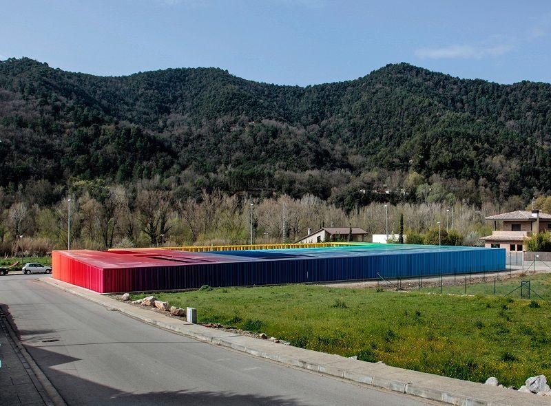 El Petit Comte Kindergarten;圖片提供/2017 The Pritzker Architecture Prize