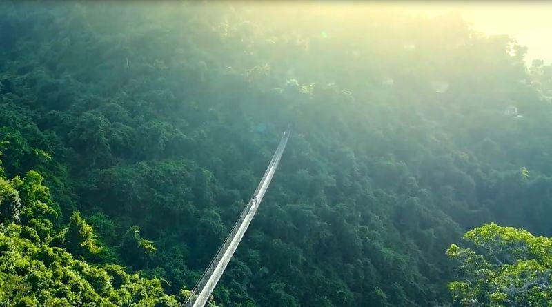 亞龍灣熱帶雨林公園(圖片來源─海南省旅遊局)