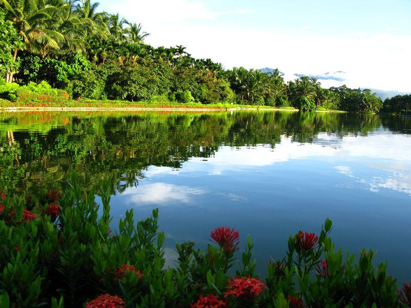 興隆熱帶植物園(圖片來源─海南省旅遊局)