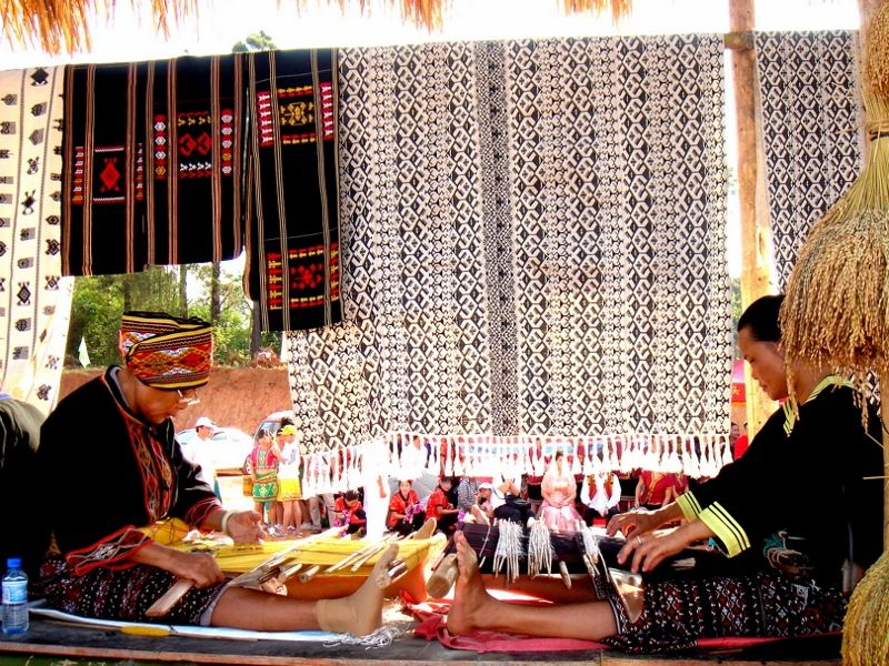 椰田古寨(圖片來源─海南省旅遊局)