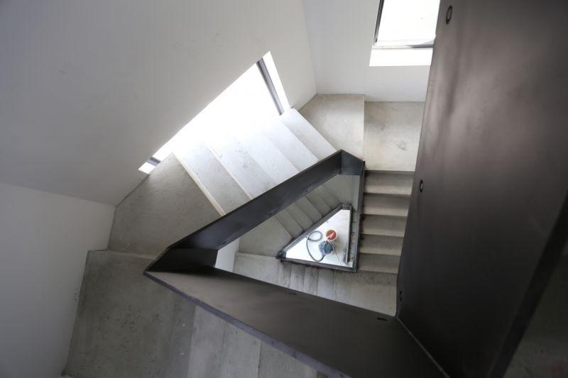 樓梯間;圖片提供:沈庭增建築師事務所