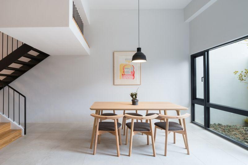 一樓餐廳;攝影:Studio Millspace 揅空間工作室/Lucas K. Doolan